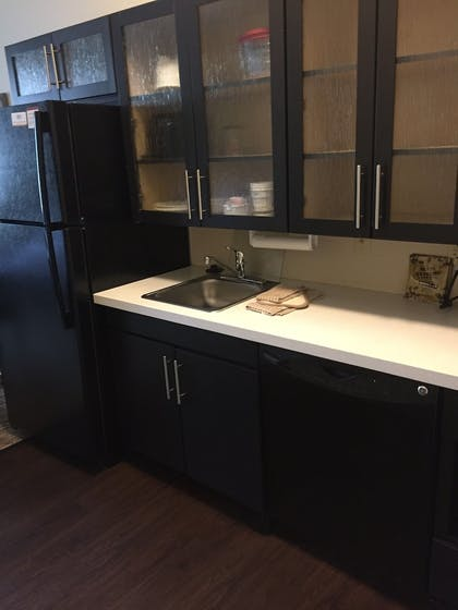 In-Room Kitchenette | Candlewood Suites St. Clairsville