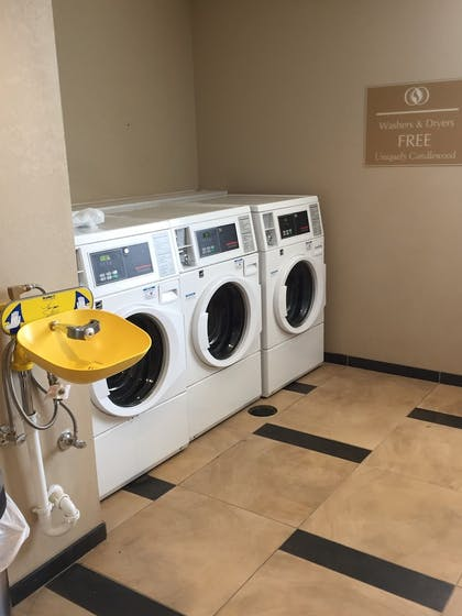 Laundry Room | Candlewood Suites St. Clairsville