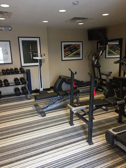 Fitness Facility | Candlewood Suites St. Clairsville