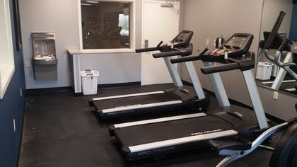 Fitness Facility | Comfort Suites Las Cruces I - 25 North