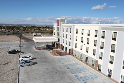 View from Hotel | Comfort Suites Las Cruces I - 25 North