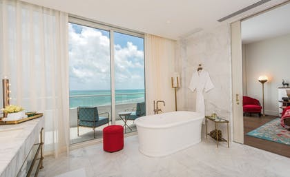 Bathroom | Faena Hotel Miami Beach