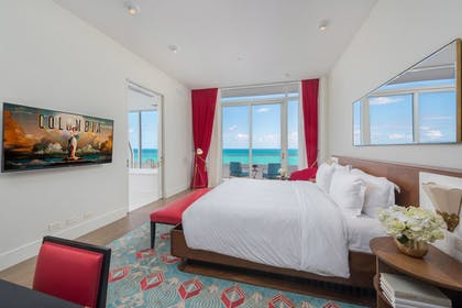 View from Room   Faena Hotel Miami Beach