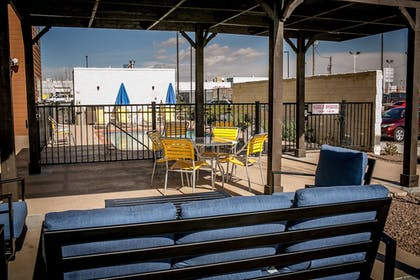 Outdoor Pool | Fairfield Inn & Suites El Paso Airport