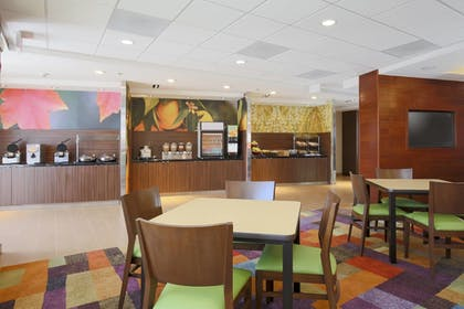 Restaurant | Fairfield Inn & Suites El Paso Airport