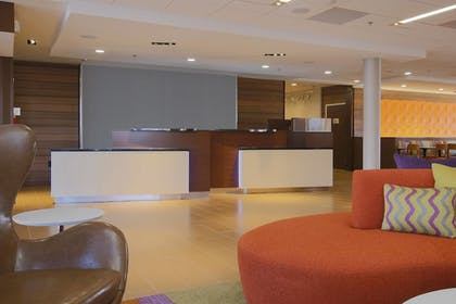 Lobby | Fairfield Inn & Suites El Paso Airport