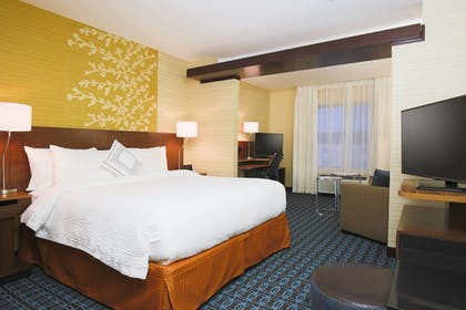 Guestroom | Fairfield Inn & Suites El Paso Airport