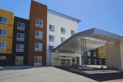 Exterior | Fairfield Inn & Suites El Paso Airport