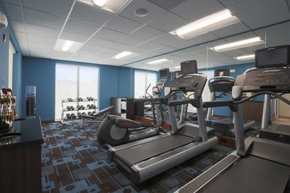 Sports Facility | Fairfield Inn & Suites El Paso Airport