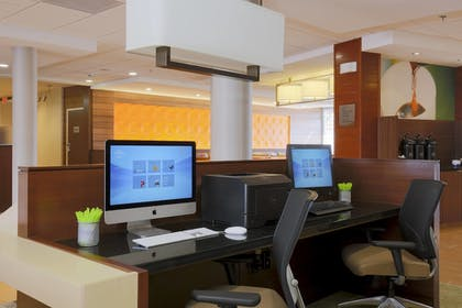 Business Center | Fairfield Inn & Suites El Paso Airport