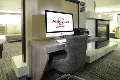 Business Center | Residence Inn Augusta