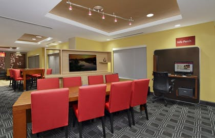 Lobby   TownePlace Suites Dallas McKinney