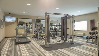 Gym | Candlewood Suites Gonzales - Baton Rouge Area
