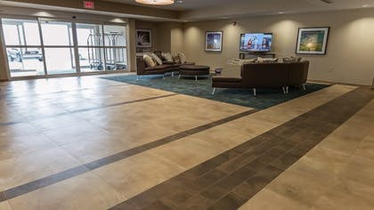 Hotel Interior | Candlewood Suites Gonzales - Baton Rouge Area