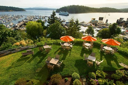 View from Hotel | Friday Harbor House