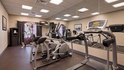 Fitness Facility | Best Western Plus Laredo Inn & Suites