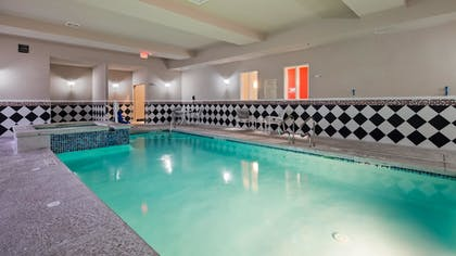 Pool | Best Western Plus Laredo Inn & Suites