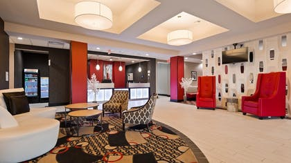 Lobby | Best Western Plus Laredo Inn & Suites