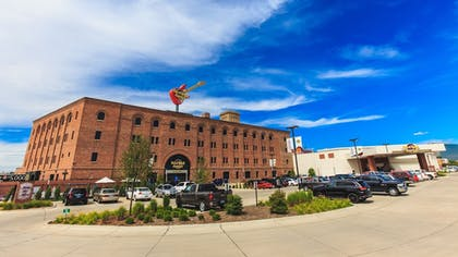 Property Grounds | Hard Rock Hotel & Casino Sioux City