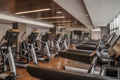Fitness Facility | Hyatt Regency Houston/Galleria