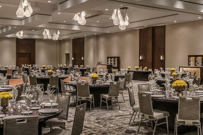 Ballroom | Hyatt Regency Houston/Galleria