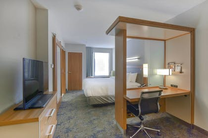 Guestroom | Springhill Suites by Marriott Wilmington Mayfaire