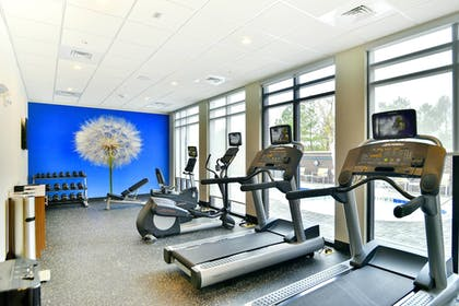 Sports Facility | Springhill Suites by Marriott Wilmington Mayfaire