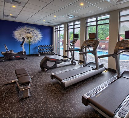 Gym | Springhill Suites by Marriott Wilmington Mayfaire
