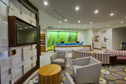 Lobby | Springhill Suites by Marriott Wilmington Mayfaire