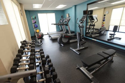 Fitness Facility | Fairfield Inn & Suites Bowling Green