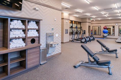 Sports Facility | Residence Inn by Marriott Seattle University District