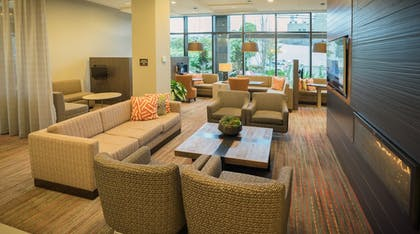 Lobby Lounge | Residence Inn by Marriott Seattle University District