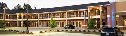 Parking | Executive Inn and Suites Tyler
