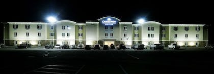 Hotel Front - Evening/Night | Candlewood Suites Morgantown-Univ West Virginia