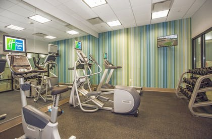 Fitness Studio | Holiday Inn Express & Suites Pittsburgh North Shore