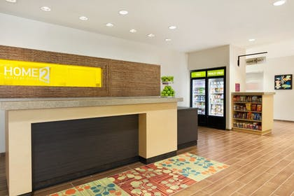 Lobby | Home2 Suites by Hilton San Angelo