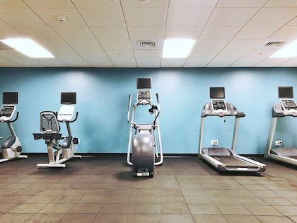 Gym | The Durham Hotel