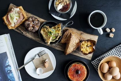 Breakfast Meal | The Durham Hotel
