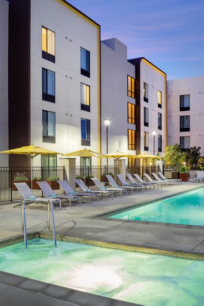Sports Facility | SpringHill Suites Los Angeles Burbank/Downtown