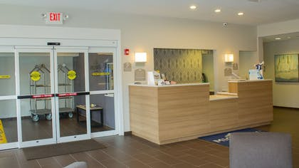Reception | Microtel by Wyndham Penn Yan Finger Lakes Region