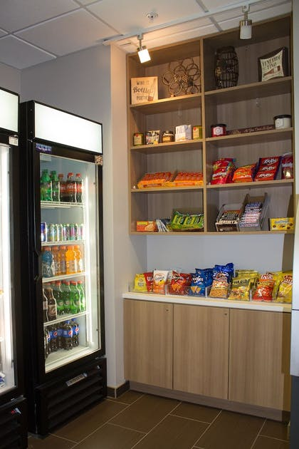 Vending Machine | Microtel by Wyndham Penn Yan Finger Lakes Region