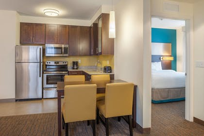 In-Room Kitchen | Residence Inn by Marriott Orlando Downtown