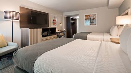 Room | Best Western Plus Daytona Inn Seabreeze Oceanfront