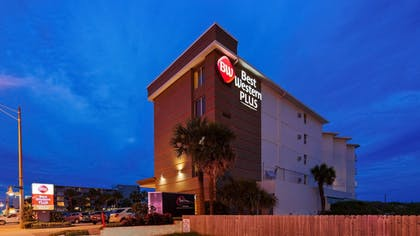 Exterior | Best Western Plus Daytona Inn Seabreeze Oceanfront