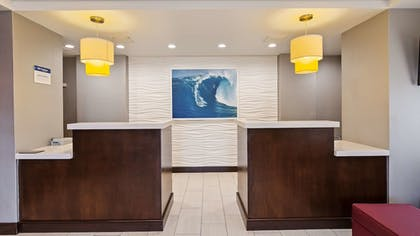 Lobby | Best Western Plus Daytona Inn Seabreeze Oceanfront