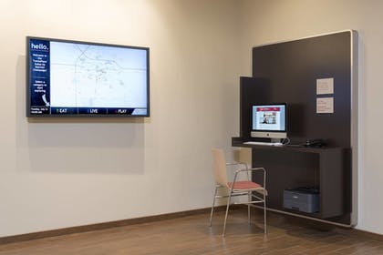 Business Center | TownePlace Suites by Marriott Champaign Urbana/Campustown