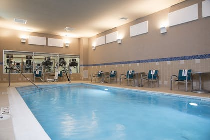 Indoor Pool | TownePlace Suites by Marriott Champaign Urbana/Campustown