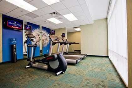 Sports Facility | Springhill Suites Mobile