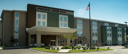 Exterior | Springhill Suites Mobile
