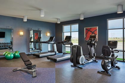 Fitness Facility | Four Points by Sheraton Fargo Medical Center